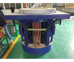 Energy Saving 0 5t Induction Melting Furnace
