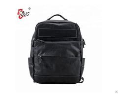 Custom Logo High Quality Waterproof Fashion Pu Reflective Backpack