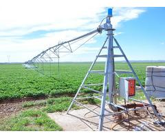 Center Pivot Irrigation Machines