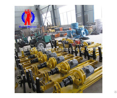 Kqz 100d Air Pressure And Electricity Joint Action Dth Drilling Rig Manufacturer For China