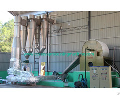 Complete Cassava Starch Processing Machine