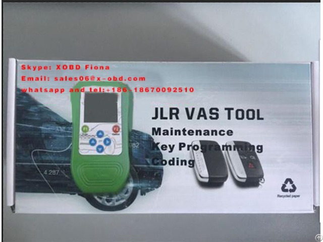 Land Rover And Jaguar Hand Held Service Tool
