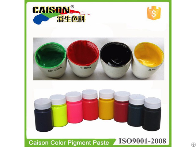 Latex Tinting Water Based Pigment Paste For Balloons