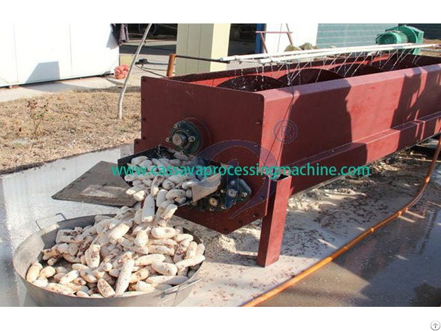 Professional Cassava Starch Production Line