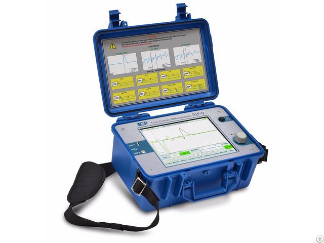 Portable Time Domain Reflectometer Rif 9