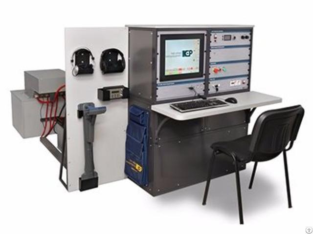 Transformers And Cables Test Van Etl 80v