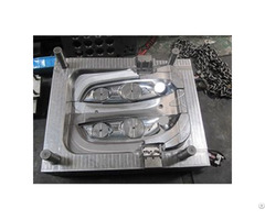 Plastic Auto Lamp Injection Mold Maker