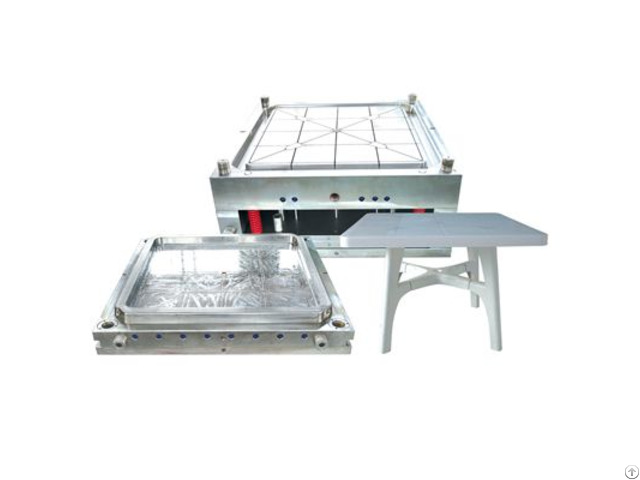 Plastic Table Injection Mold Making
