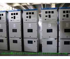 Mv Kyn28a 12 Gzs1 Metal Clad Movable Switchgear