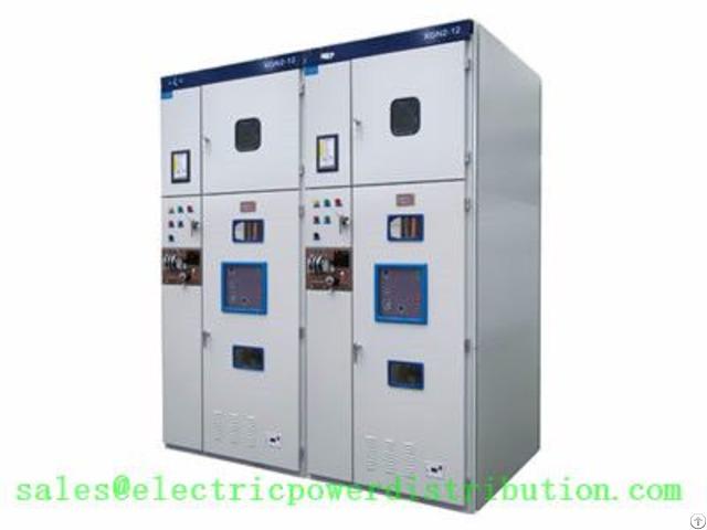 Mv Xgn2 12 Fixed Metal Enclosed Switchgear