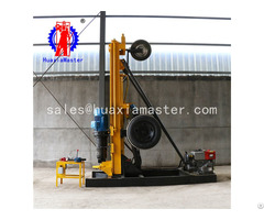 Kqz 200d Air Pressure And Electricity Joint Action Dth Drilling Rig Manufacturer For China