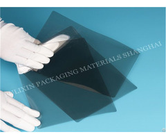 Coated Pet Conductive Sheet Roll For Electronic Packaging Vacuum Forming