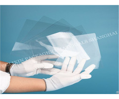 Transparent Apet Coated Semi Conductive Sheet Roll For Electronic Packaging Vacuum Forming