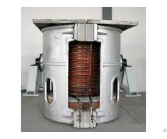 One Ton Aluminum Shell Hydraulic Melting Furnace