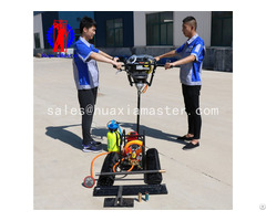 Bxz 2 Kohler Engine Portable Knapsack Core Drilling Rig