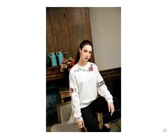 Fashion Light Luxury Casual High Quality Sweatshirt Clothes