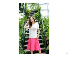 Fashion Casual Women S Short Sleeved T Shirt