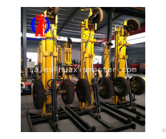 Kqz 180d Pneumatic Water Well Drilling Rig
