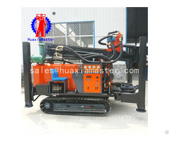 Fy260 Crawler Pneumatic Water Well Drilling Rig Price