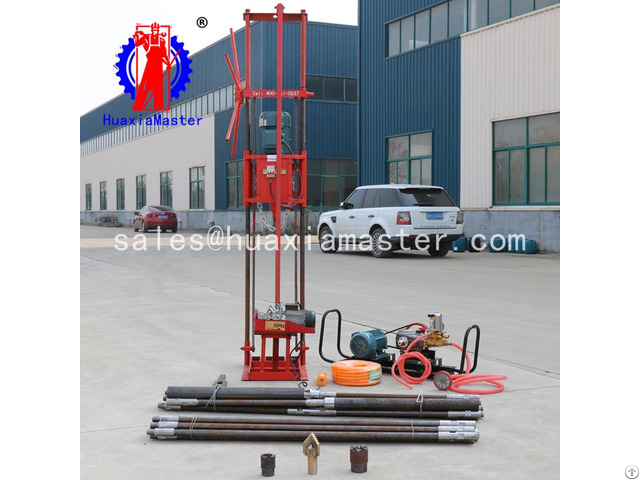 Qz 2ds Three Phase Electric Sampling Drilling Rig