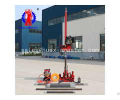 Qz 3 Diesel Engine Sampling Drilling Rig Machine