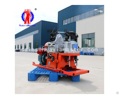 Yqz 30 Hydraulic Core Drilling Rig Machine
