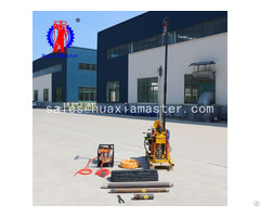 Yqz 50b Hydraulic Core Drilling Rig