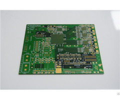 Micro Bga Pbga Cbga Tbga Fpga Cga Lga High Layer 18l 1 5mm Pcb In Communication