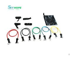 Crossfit Resistance Band Tubing Set