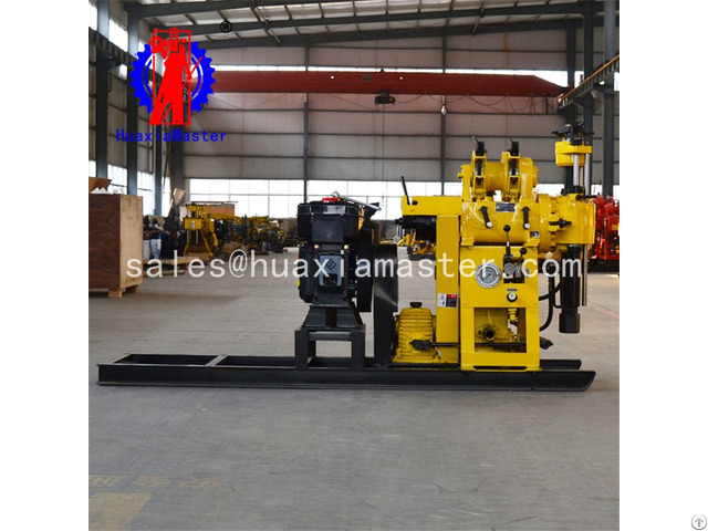 Hz 130y Hydraulic Core Drilling Rig Machine·