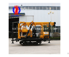 Xyd 200 Crawler Hydraulic Core Drilling Rig