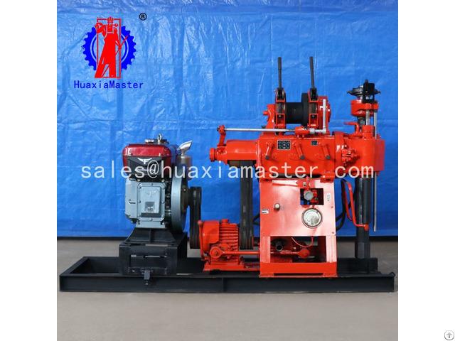 Xy 180 Hydraulic Core Drilling Rig Machine Price