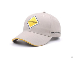 Classical Baseball Cap Adjustable 100% Cotton