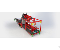 Silage Manure Packing Machine