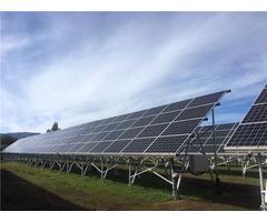 Solar Energy Mounting Bracket Power System