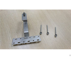 Roof Solar Mounting Systems Stainless Steel Hooks