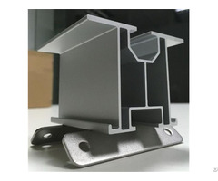 Pitched Roof Solar Mounting System Universal Solution For Trapezoid Metal