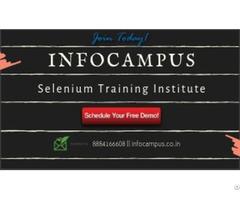 Selenium Training In Bangalore With Core Java