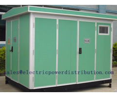 Yb 12 0 4 Prefabricated Substation