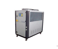 Industrial Box Type Air Cooled Water Chiller
