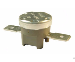 T23 3a Pf2 4 Post Home Appliance Normally Closed Bimetal Thermostat
