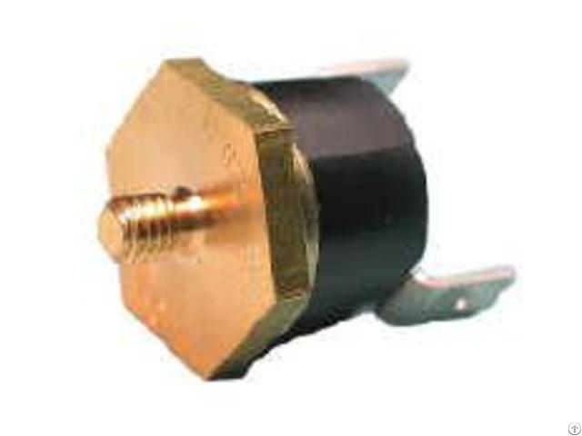 T24 4b Hr1 No Phenolic Bimetal Thermostat For Home Appliance