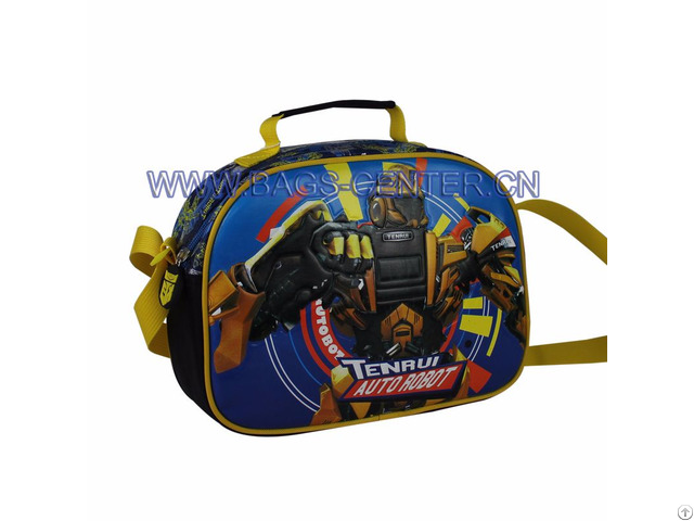 Transformers School Lunch Bag