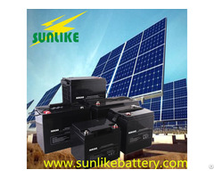 Rechargeable 2v50ah Deep Cycle Storage Battery For Solar Power