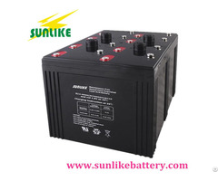 Ce Approved Deep Cycle Vrla Battery 2v2000ah For Solar Storage