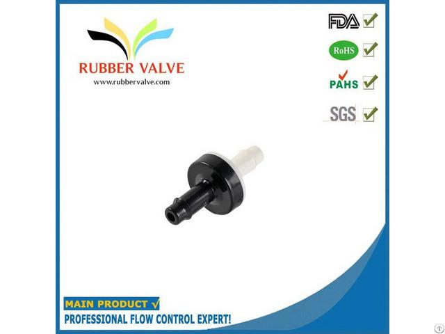 Mini Plastic Valves With 3 16 Inch Pp Viton