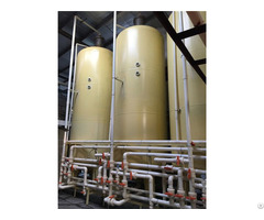 Bone Skin Fish Collagen Resin Ion Exchange Plant Processing Equipment