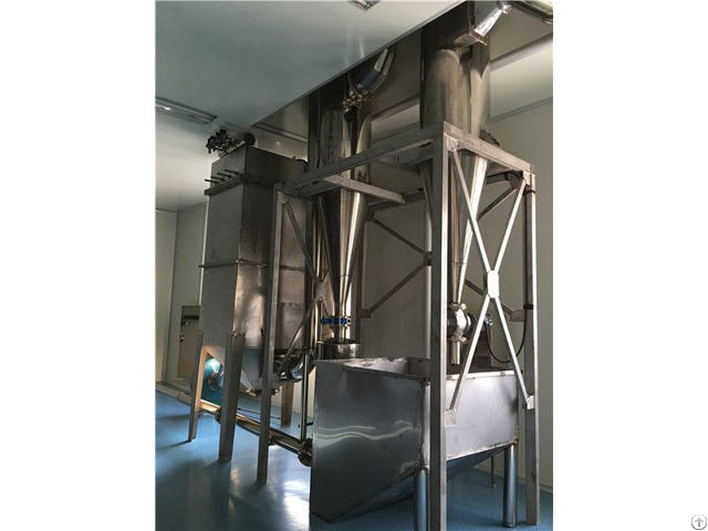Plant Of Gelatin Grinder And Air Force Conveyer Collagen Processing Machine Equipment
