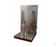 Oxygen Index Test Apparatus Complies With Iso 4589