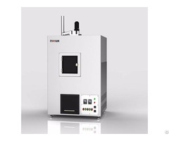 Gas Fume Chamber To Test The Color Fastness